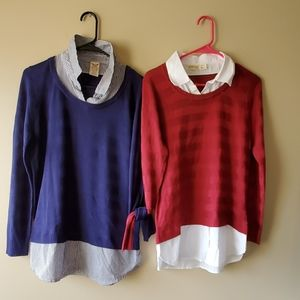 Faded Glory shirts